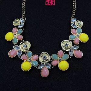 Betsey Johnson Retro Necklace